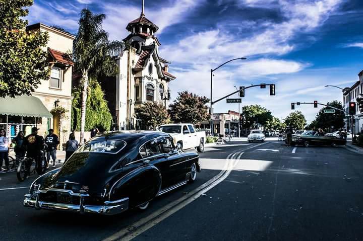 Downtown Gilroy, CA