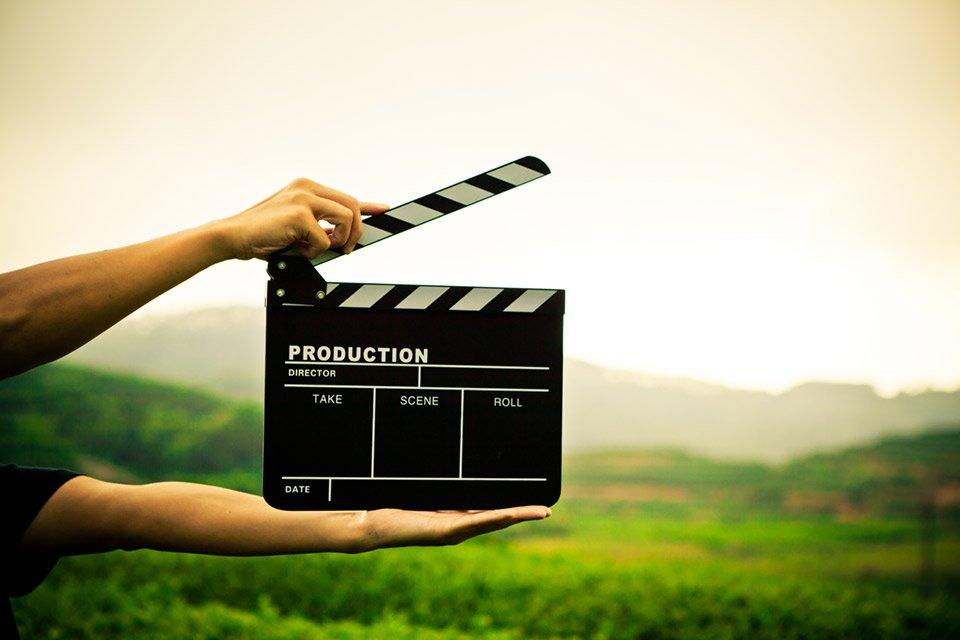 filmmaker video clapper