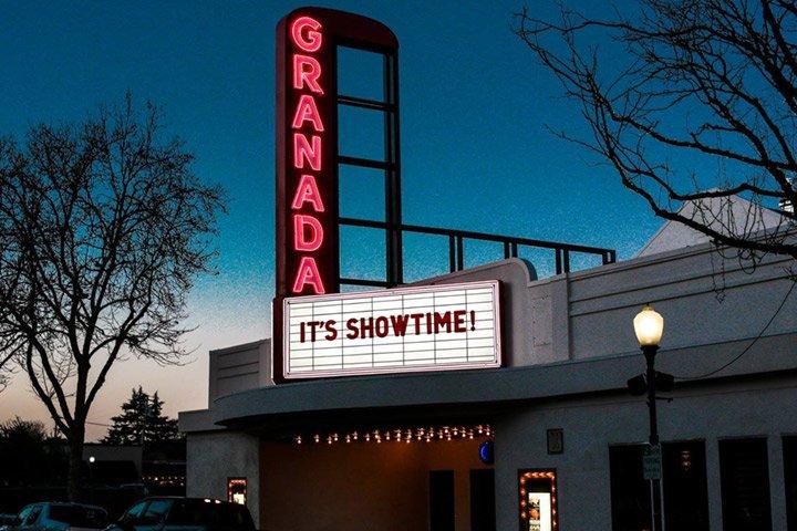 Granada Theater, Morgan Hill, CA